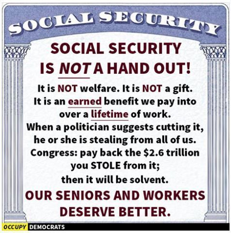 Social Security, the Pyramid Scheme